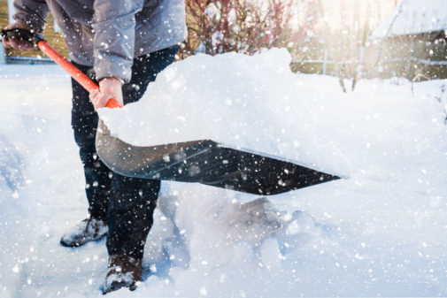 What you need to know about shoveling snow