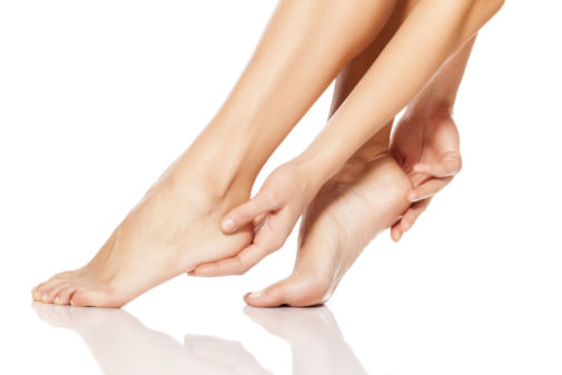 Your feet can show early signs of diabetes