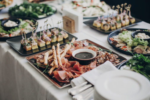 How to eat well at your big holiday party