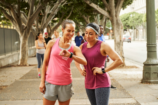 5 tips to help you keep your resolution to stay active