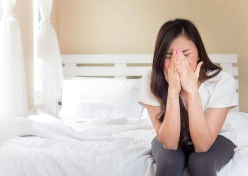 What is causing those strange symptoms?