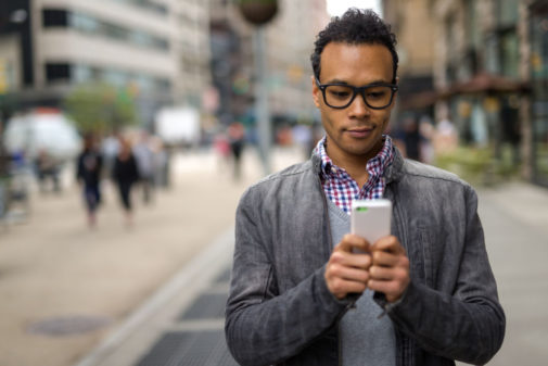 Learn the dangers of texting while doing this