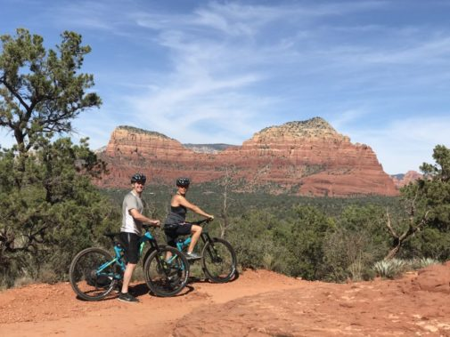 Going from a heart attack to getting back to mountain biking
