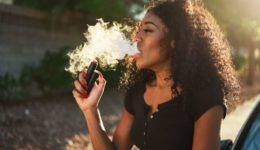 Here's what a recent study says about vaping and your lungs