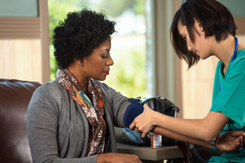 How blood pressure patterns differ for men and women