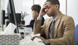 5 ways to avoid getting sick at work