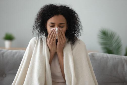 Is flu season over yet?