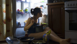 How to stop stress eating when you're stuck at home