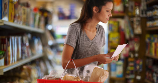 How to navigate the grocery store in the time of COVID-19