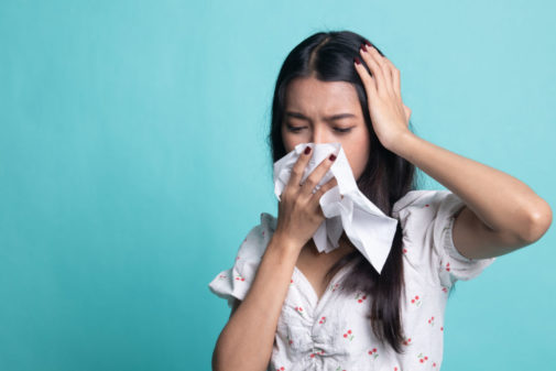 Clarity on COVID-19 for people with asthma or allergies