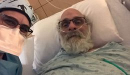 Health care heroes: 'He will fuel me until the day I hang up my stethoscope'