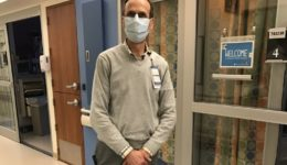 Health care heroes: A source of comfort
