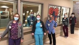 Health care heroes: Small hearts provide a big lift