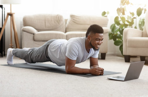 Back to basics: 3 core workouts to do at home