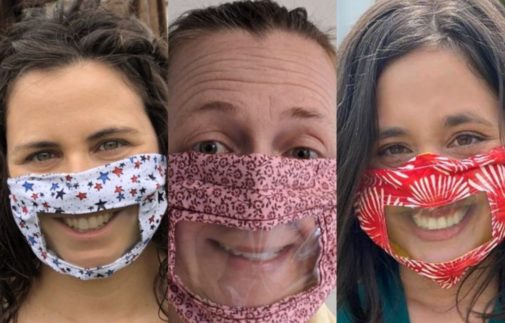 Health care faces: The importance of seeing faces