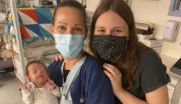 Health care hero: A Godsend in the NICU