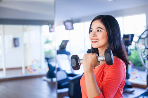 Four beginner tips to start lifting weights