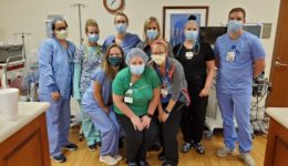 Health care heroes: Guiding patients through COVID-19