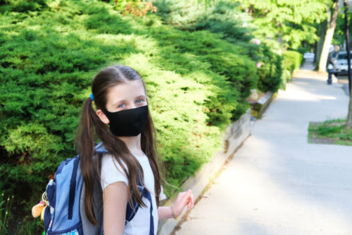 Kids back at school? Here's how to prevent the spread of germs.