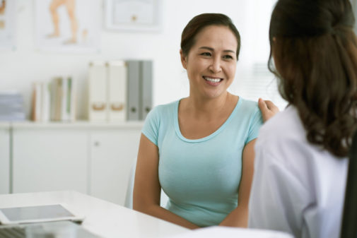 Is now the right time to get a mammogram?