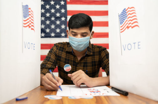 How to vote safely in-person