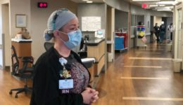 WATCH: A nurse explains what she's fighting for in her COVID-19 unit