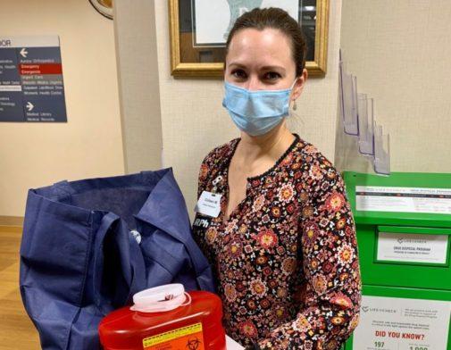 Health care heroes: Fighting the flu