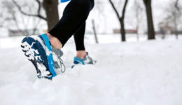 How to exercise outside this winter