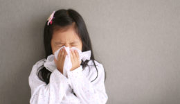 Who is more likely to get the flu, you or your child?