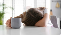 Are you having more trouble sleeping than usual?