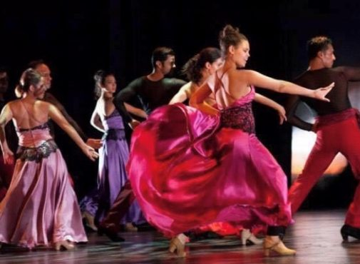 Flamenco dancer's passion for dance reignited after surgery