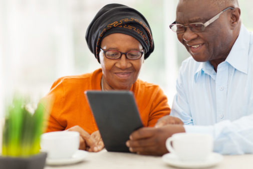 What older adults can teach us right now