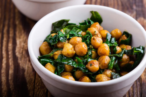 Should you eat more chickpeas?