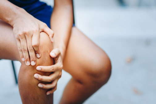 Are your knees hurting? It could be this.