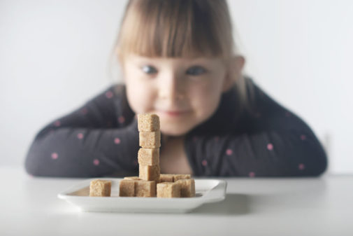 The latest dietary guidelines recommend no added sugar for this age group