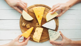 Love cheese? We've got great news for you.