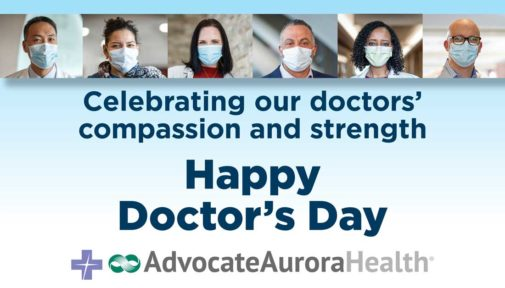 Advocate Aurora Health celebrates National Doctor's Day