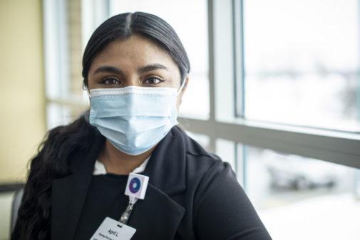 Apasionada por la equidad en salud y el desarrollo de la enfermería