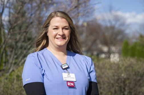 Home health nurse a lifeline for patients