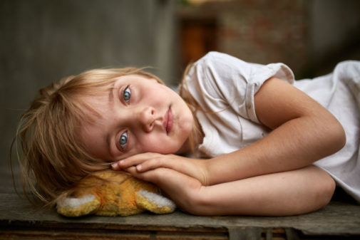 Hard for your child to fall asleep or wake up on time? They may be experiencing sleep regression.
