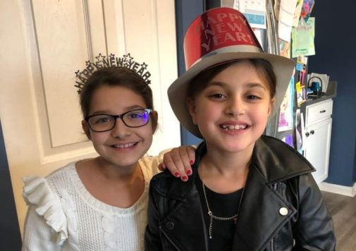 Sisterly love: A perfect match for bone marrow transplant