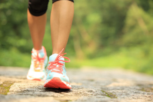 How to make the most of your walking routine