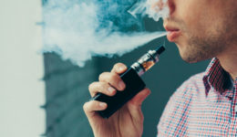 Vaping and COVID-19 can show identical damaging effects to teens
