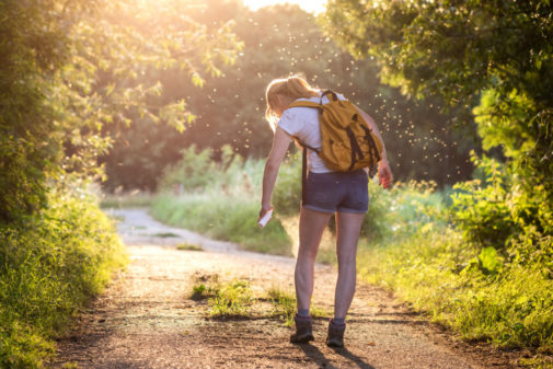 What to do if you find a tick on yourself