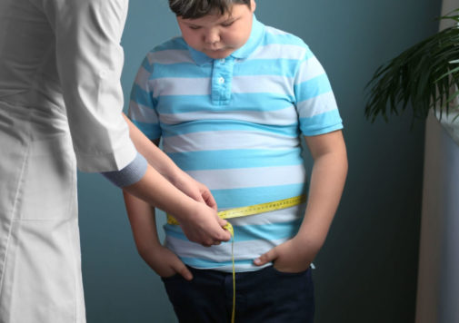 Worried about your child's weight? Seek advice from a pediatrician.