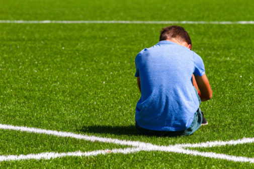 How to protect your child's mental health when they participate in sports