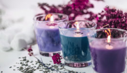 Does burning candles affect the air you breathe?