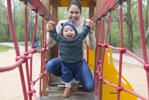 How to be active at park playdates