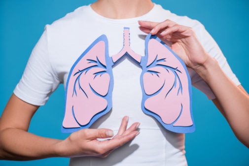 Robotic bronchoscopy takes deep tissue samples for early detection of lung cancer