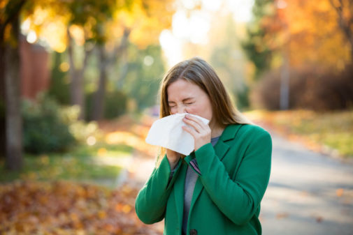 How to fight allergies, flu and COVID-19 this fall